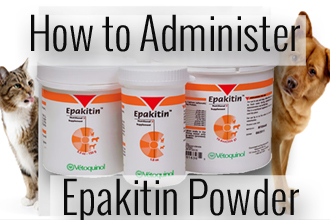 How to Administer Epakitin Powder