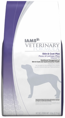 Iams Veterinary Formula Skin and Coat Plus Fish and Potato (6 lb)