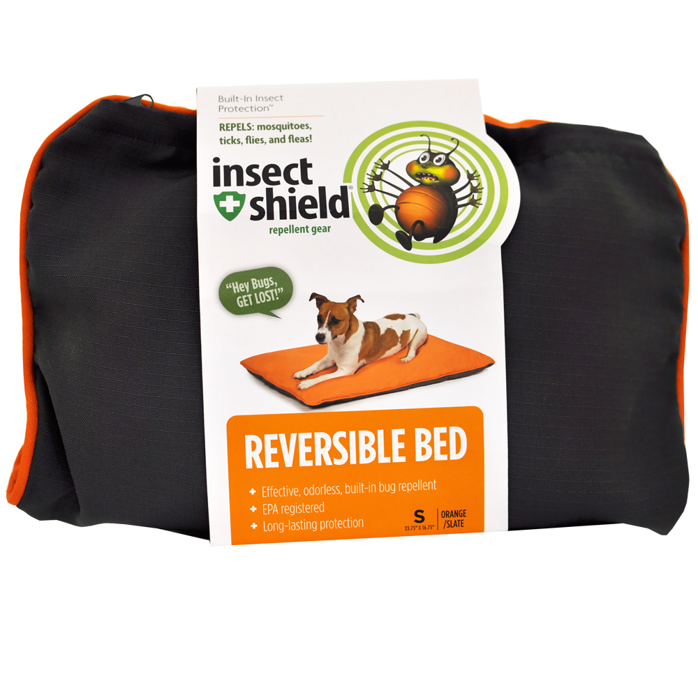 Insect Shield® Reversible Beds