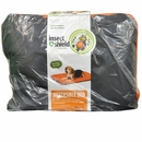 Insect Shield Reversible Bed Medium/Large - Grey/Orange