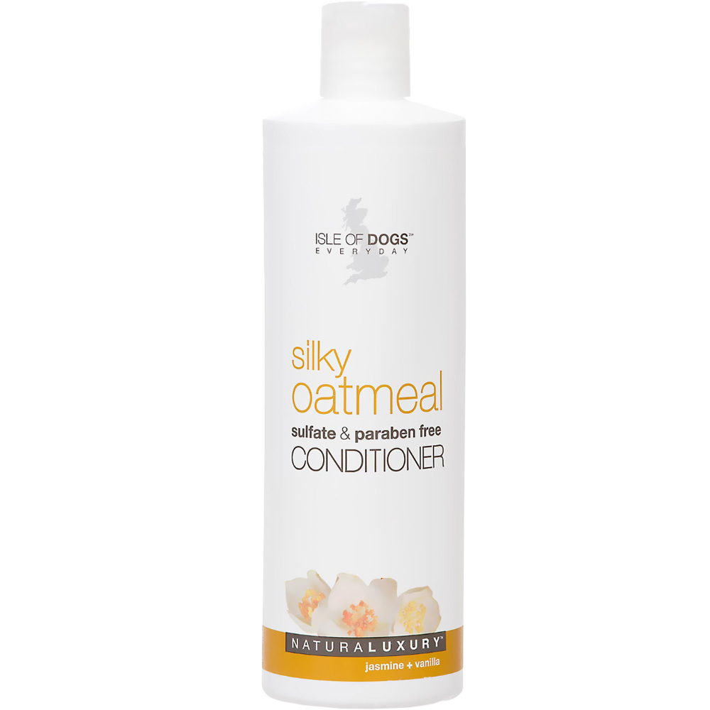 Isle of Dogs Silky Oatmeal Conditioner (16 oz)