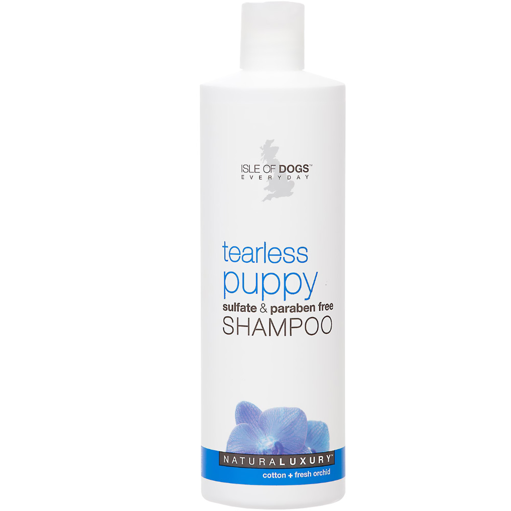 Isle of Dogs Tearless Puppy Shampoo (16 oz)
