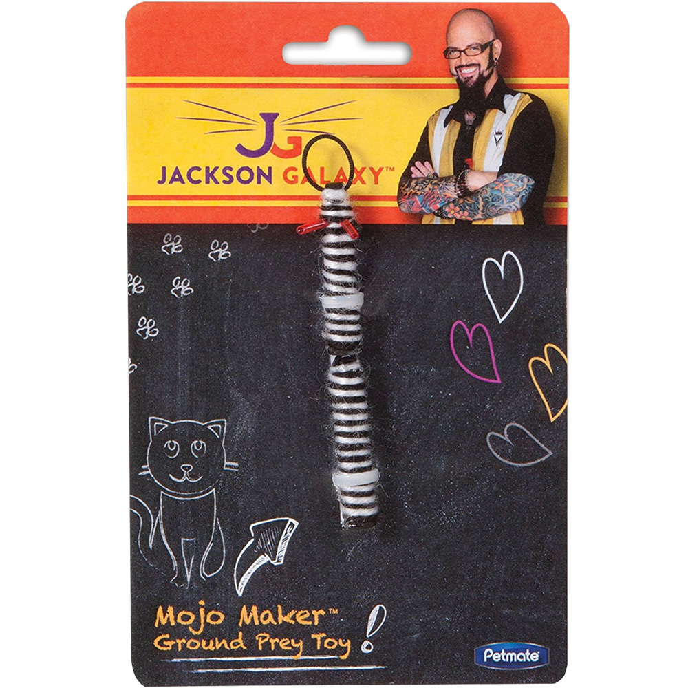 Jackson galaxy ground wand cat toy replacement for Jackson galaxy pet toys