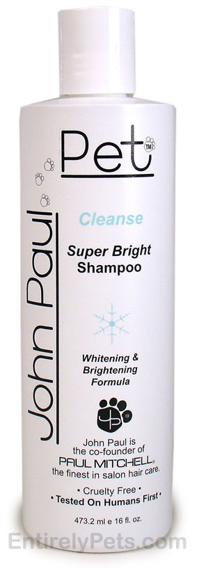 John Paul Pet Super Bright Shampoo (16 oz)