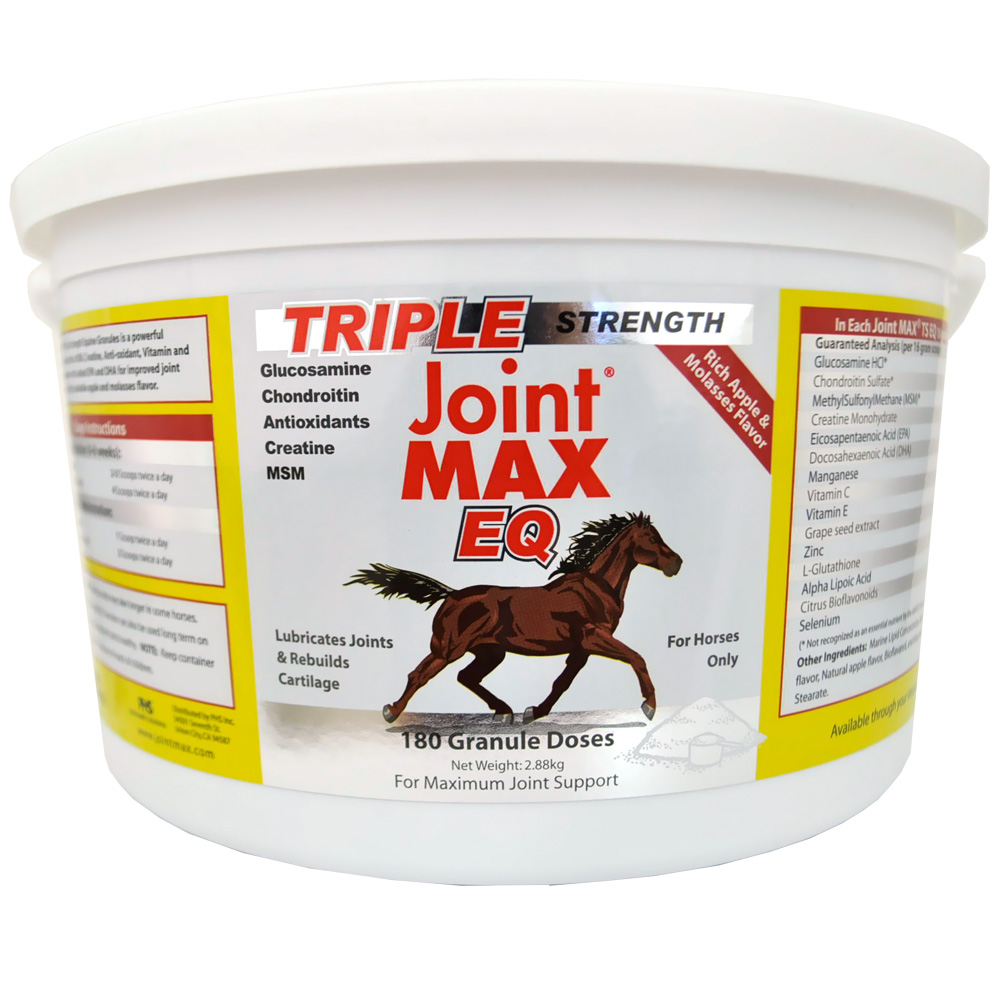 Joint Max Triple Strength Equine Granules For Horses 180