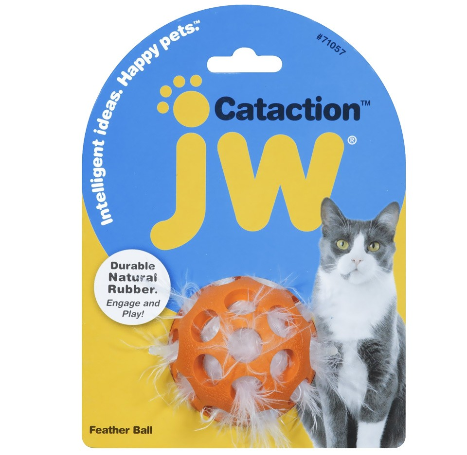 JW Pet Cataction Balls