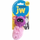 JW Pet Cataction Catnip Raccoon Purple