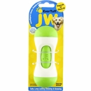 JW Pet Squeaky Barbell - Medium