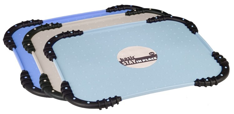 JW Pet Stay in Place Pet Food Mat