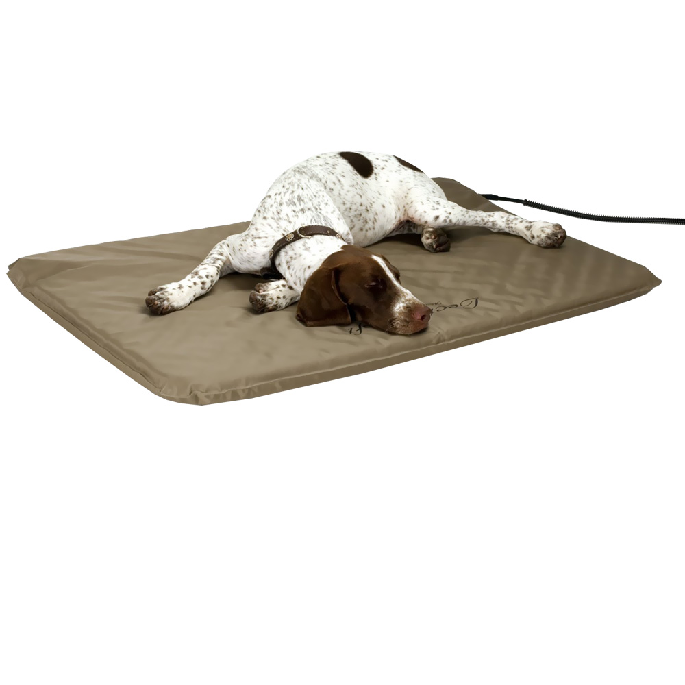 """K&H Lectro Soft Heated Pet Bed (25"""" x 36"""")"""