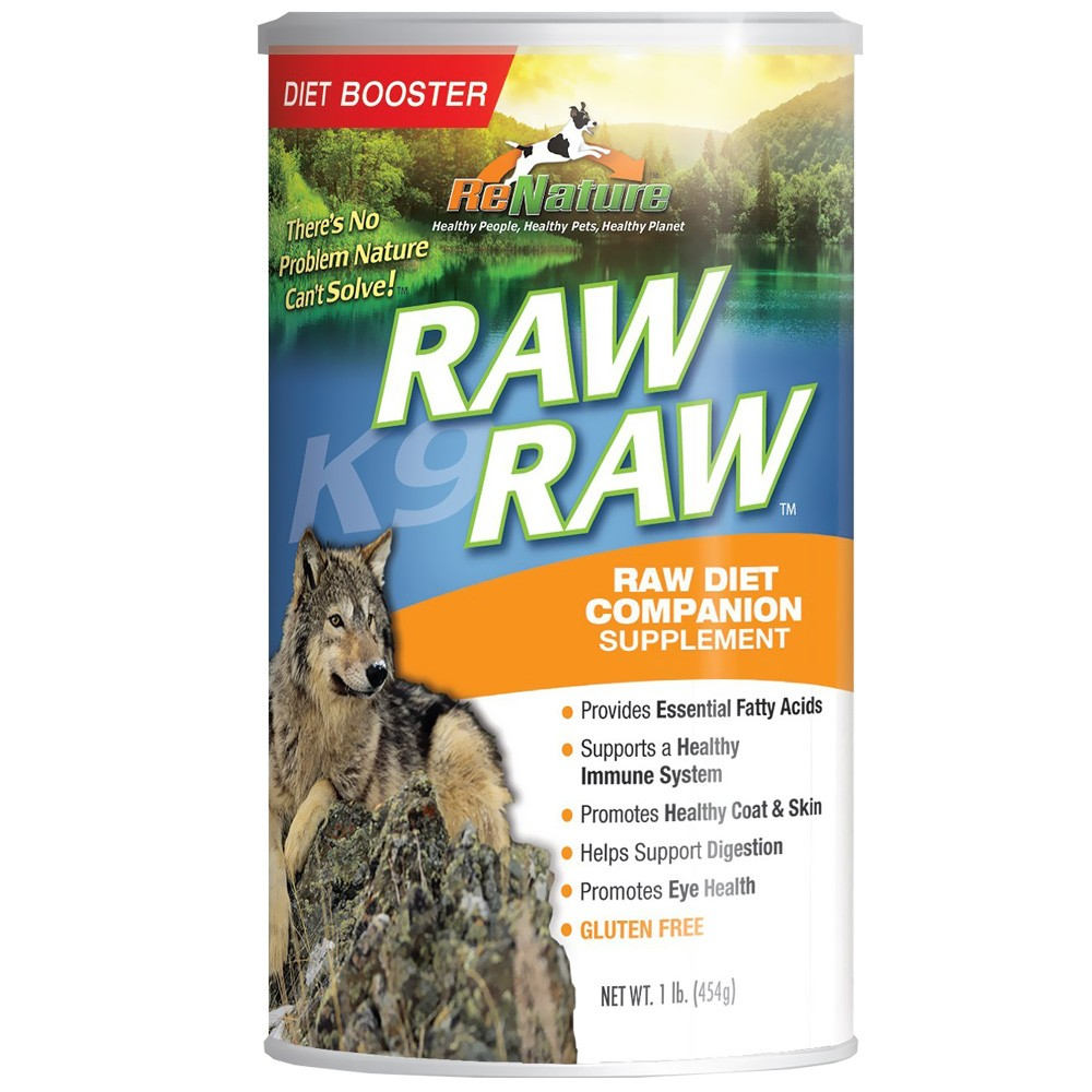 K9 Raw Diet Booster