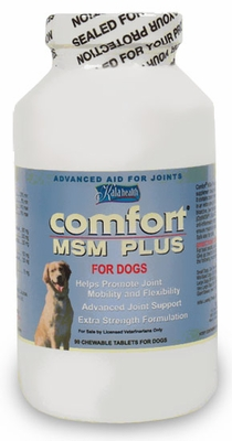 Kala Health Comfort MSM Plus for Dogs (90 Chews)