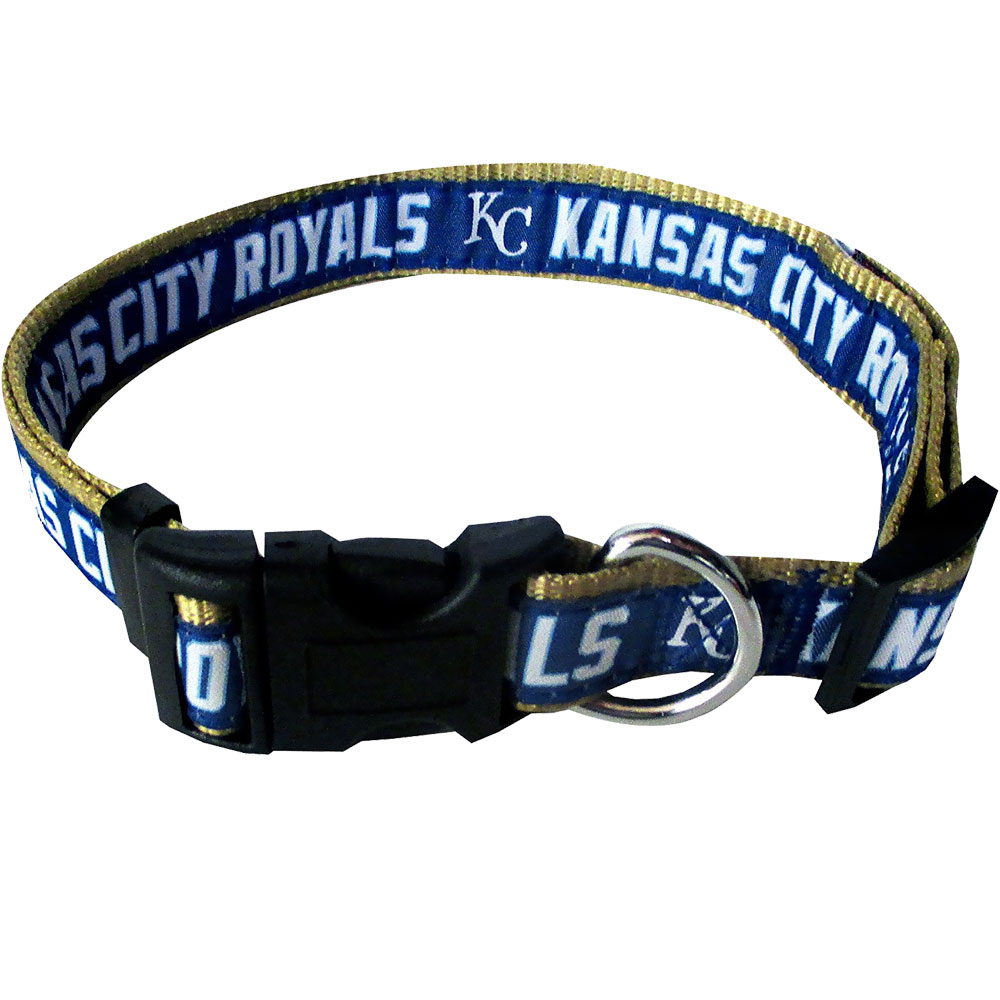 Kansas City Royals Collar - Ribbon (Medium)