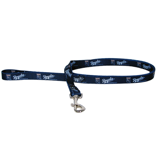 Kansas City Royals Dog Collars & Leashes