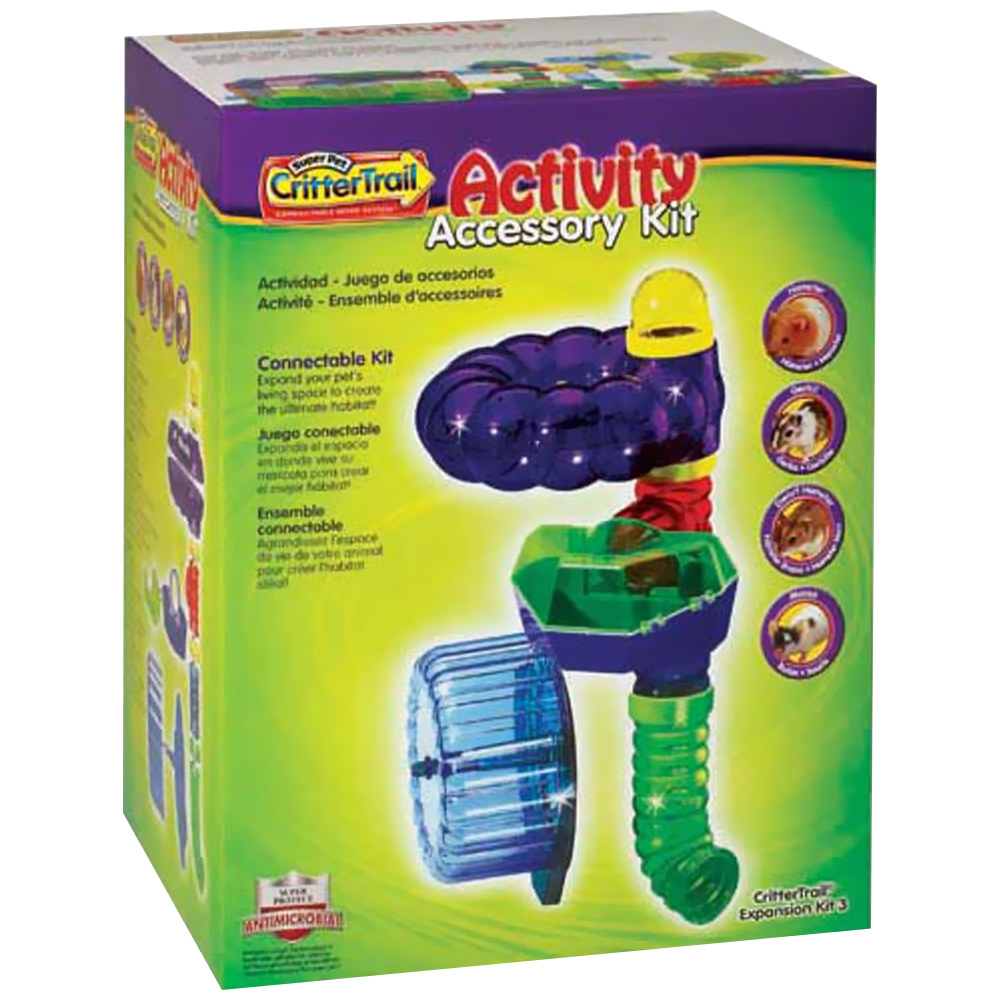 Kaytee CritterTrail Activity Accessory Kit