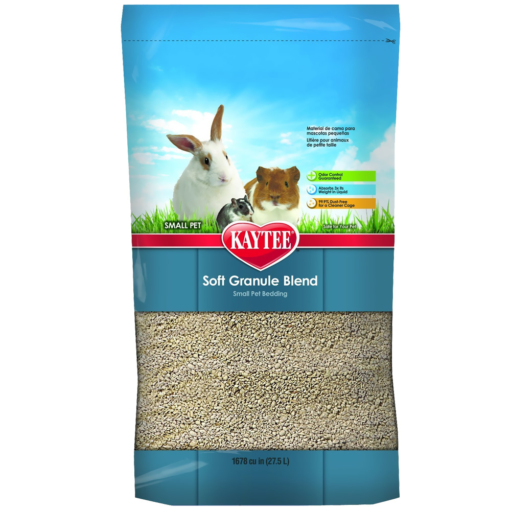 Kaytee Soft Granule Blend Pet Bedding (27.5 L)