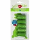 KissAble Finger Toothbrush (5 pack)