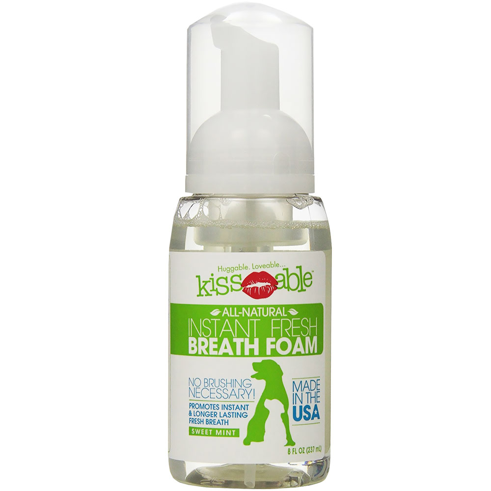 KissAble Instant Fresh Breath Foam