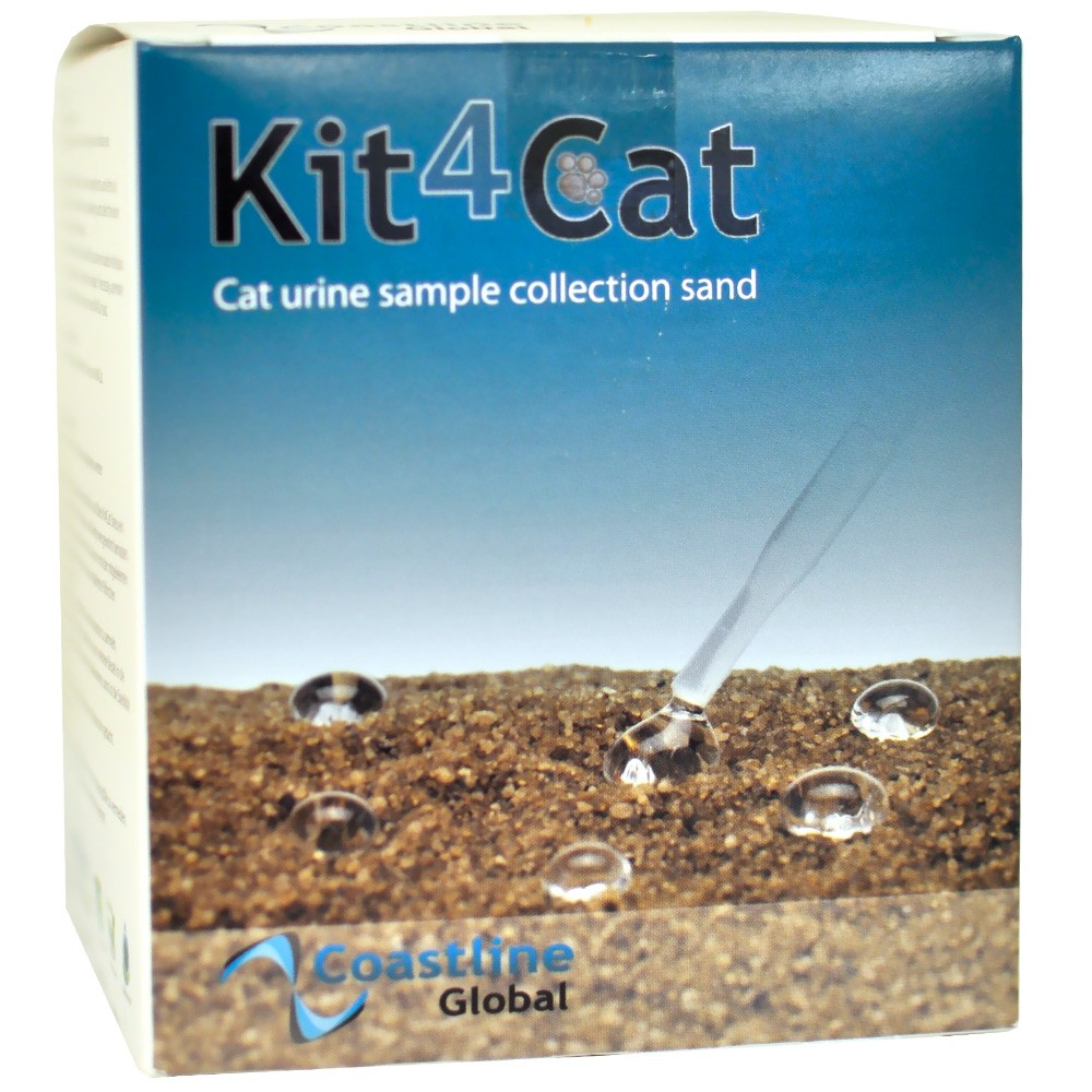 Kit4Cat Cat Urine Sample Collection Sand