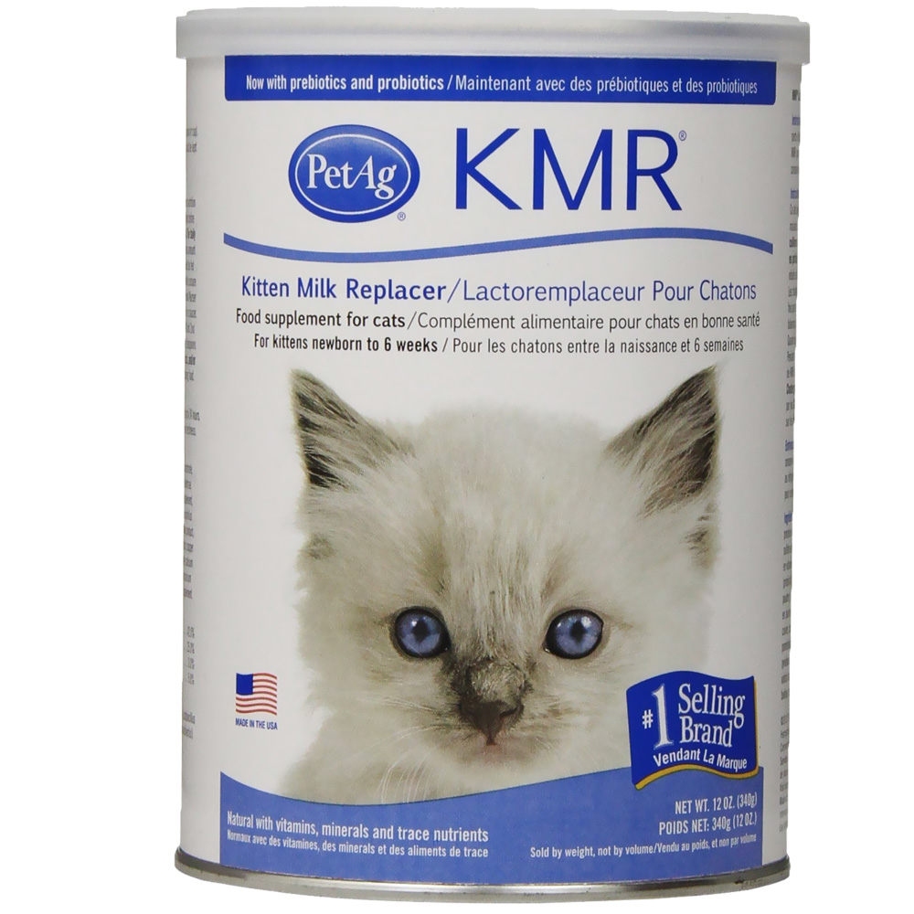 KMR Kitten Milk Replacer Powder 12 oz