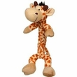Kong Braidz Giraffe Dog Toy (Small)
