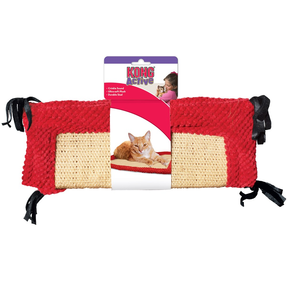 Kong Cat Scratch And Groom