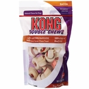 Kong Double Chews Bacon Rawhide - Mini (10 Pack)