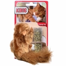 KONG Dr. Noy's Plush Squirrel - Cat Toy