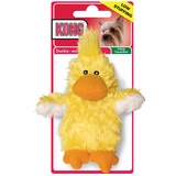 Kong Material Dog Duckie Toy - X Small