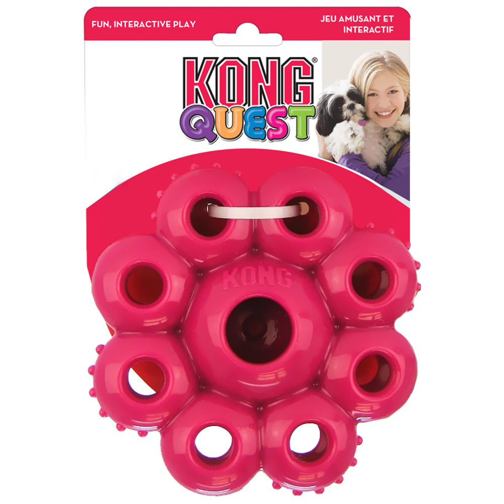 KONG Quest Star Pods - Large (Assorted)