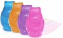 KONG Squeezz JELS Hippo - Large (Assorted)