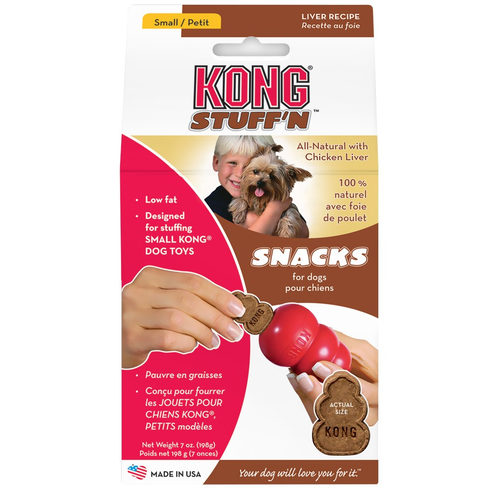 Kong Stuff'n Baked Treats