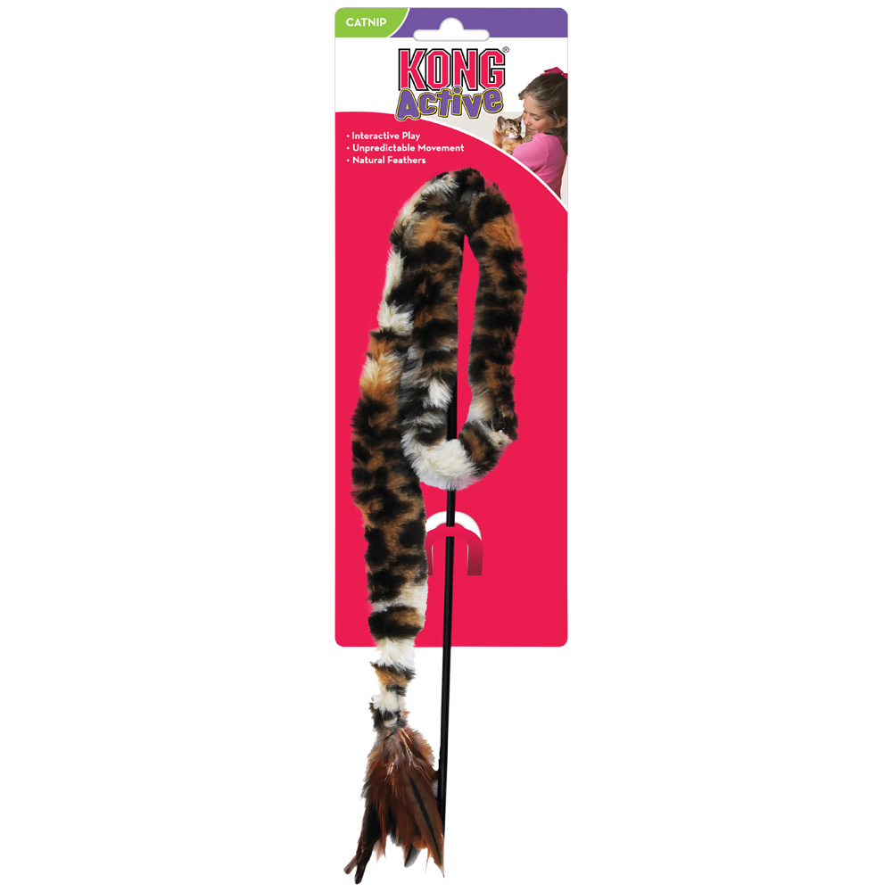 KONG Swizzle Bird Cat Toy