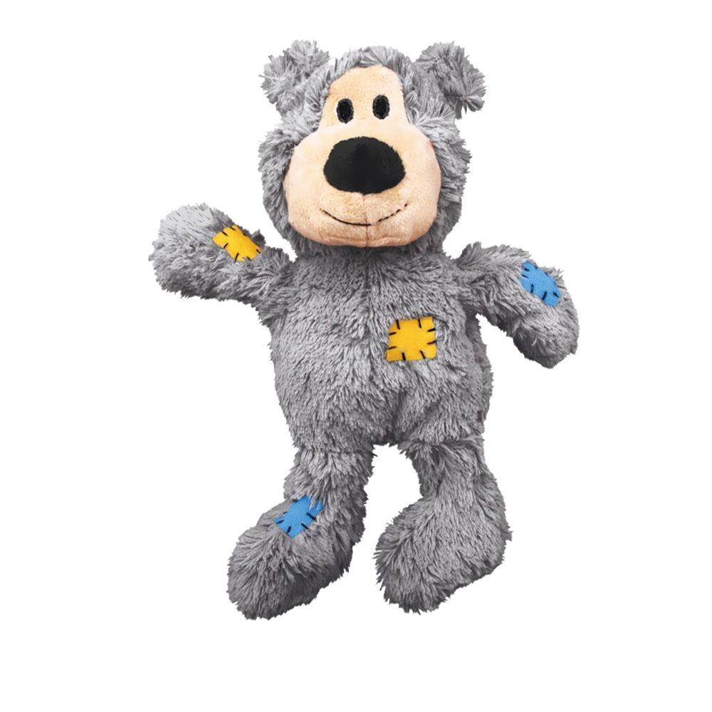 Kong Wild Knots Squeaker Dog Toy