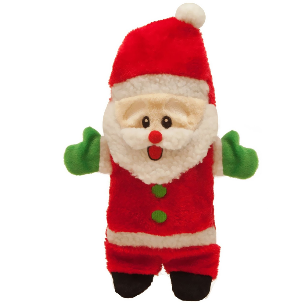 Kyjen Holiday Water Bottle Buddy - Santa
