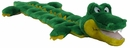 Kyjen Plush Puppies Alligator Squeaker Dog Toy (16 Squeakers)