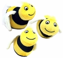 Kyjen Squeakn' Animals - Bee (3 pack)