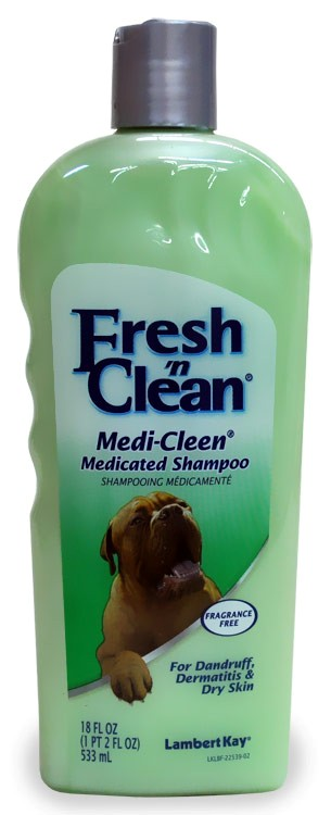 Lambert Kay Fresh 'n Clean Medicated Shampoo