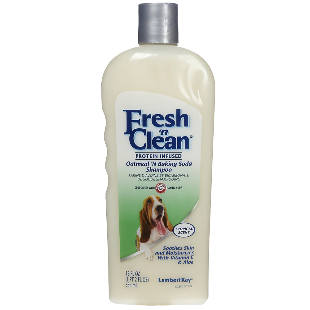 Lambert Kay Fresh N' Clean Oatmeal & Baking Soda Shampoo (18 oz)