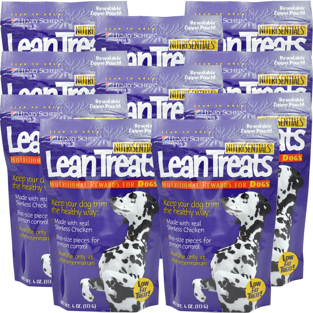 Lean Treats - Nutritional Rewards for DOGS 12-PACK (2.2 lbs)