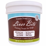 Liver Bits Treats for Dogs (19.5 oz)
