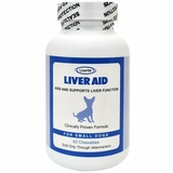 Liverite Liver Aid for Small Dogs (60 Chewables)