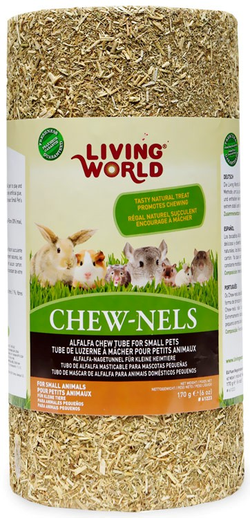 Living World Chewnels