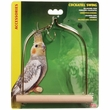 Living World Cockatiel Swing/Wood Perch