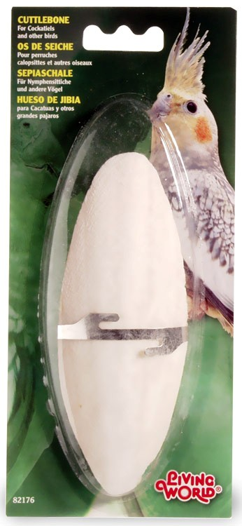Living World Cuttlebone for Birds