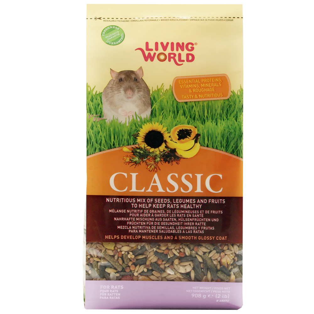 Living World Premium Rat/Mouse Mix (2 lb)