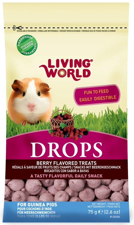 Living World Treats