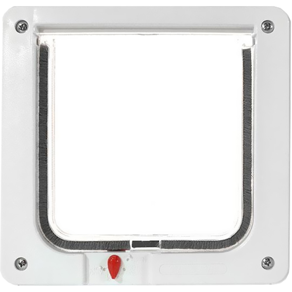 Lockable Cat Flap Door - Small