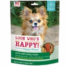 Look Who's Happy! - Happy Wraps - Carrot with Turkey (4 oz)