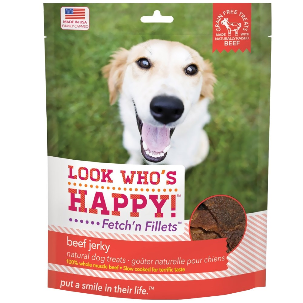 Look Who's Happy!™ - Fetch'n Fillets™